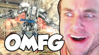 Call of Duty ROBOTS!? (Call of Duty Online Robot Mode)