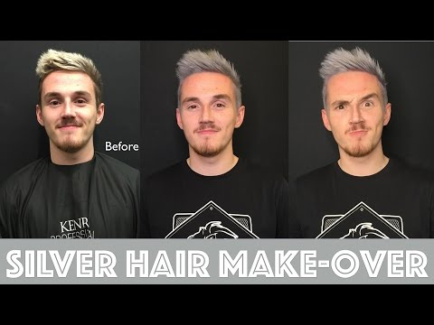 Silver Hair Make-Over