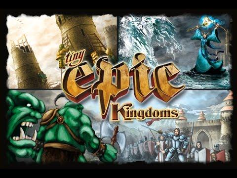 Tiny Epic Kingdoms Review