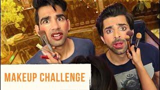 Makeup Challenge | Rimorav Vlogs