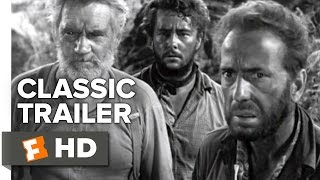 The Treasure Of The Sierra Madre (1948) Official Trailer - Humphrey Bogart Movie