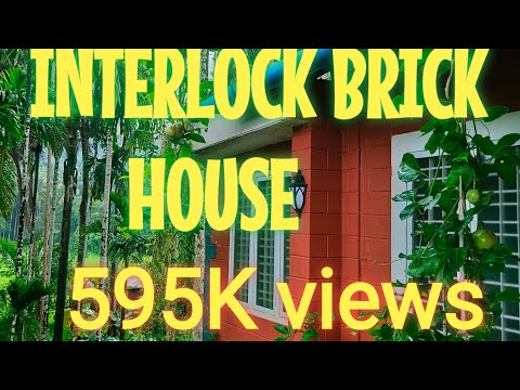 How to Reduce House cost | Low cost construction technology in Kerala|interlocking bricks..