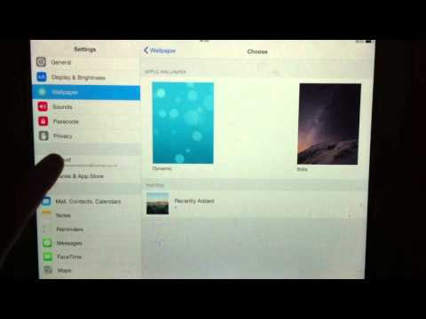 How To Speed up your iPad 2/3 on iOS 8/9