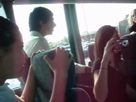 Hershey Trip: Bus Ride
