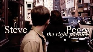 steve & peggy - the right partner