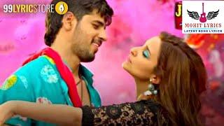 Khadke Glassy (Full Video Song) Yo Yo Honey Singh Jabariya Jodi Siddharth Malhotra Parineeti Chopra
