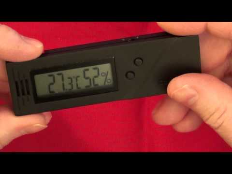 WESTERN DIGITAL HYGROMETER REVIEW!!!