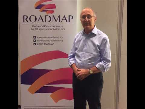 PI John Gallacher introducing the ROADMAP project