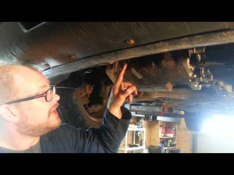 Mk4 Jetta Golf TDI 2.0 1.8T oil pan change