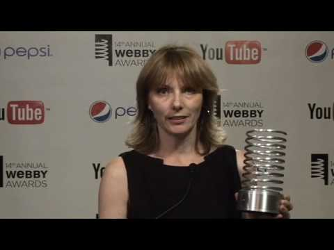 Conde Nast Digital's Five Word Speech at The 14th Annual Webby Awards