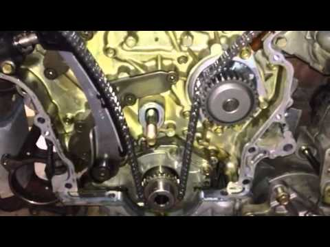 Nissan 3.5L timing chain update
