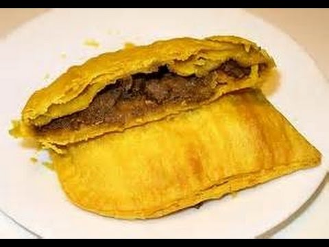 Qurich Jamaican Spicy Beef Patties