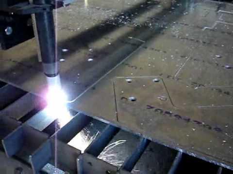CNC Plasma Cutting - 1/4