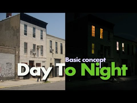 Photoshop Manipulation | Day To Night Tutorial in photoshop | Concept Art