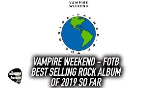 Download Vampire Weekend Father of The Bride Best Selling Rock Album of 2019 So Far Video