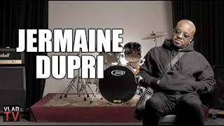 Jermaine Dupri on Dr. Dre and Eminem Dissing Him, Became Friends with Dre (Part 7)