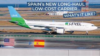 Tripreport | Level (economy) | Oakland - Barcelona | Airbus A330-200