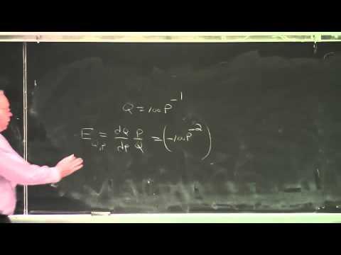 Lesson 26 6 Price Elasticity of Non Linear Demand Curves