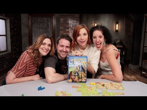 Carcassonne (Game the Game)