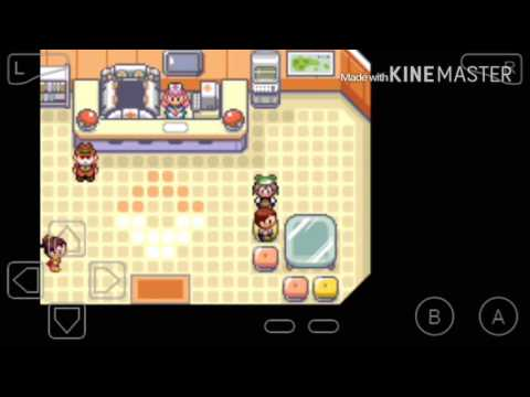 My Boy Emulator Pokémon Emerald Walk Through Walls Cheat