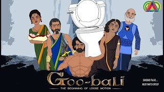 Bahubali Spoof || Prabhas, Rana Daggubati, Anushka,Tamannaah || Creative Cartoon Animation