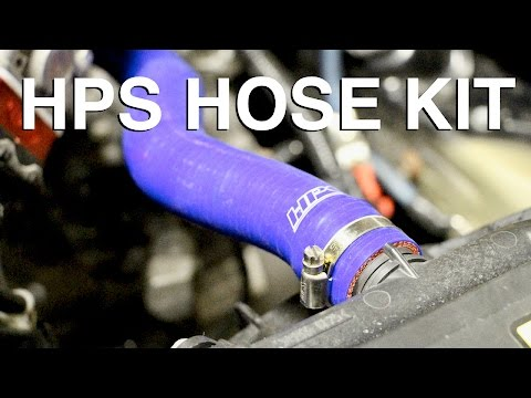 How to Install High-Temp Silicone Radiator Hoses