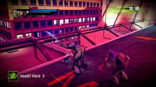 Teenage Mutant Ninja Turtles: Out of the Shadows Chapter 1