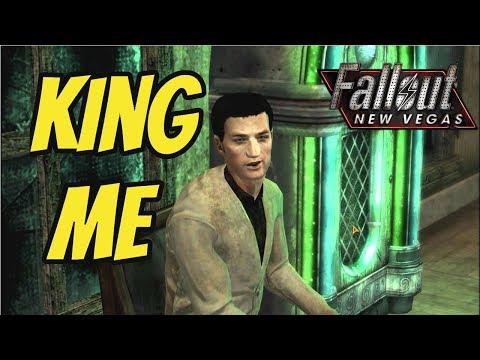 King Me! Fallout New Vegas #2 Alternate Start Mod