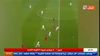 #x202b;بلومي يشبه هذا الهدف لـ هدف الجزائر في مرمى ألمانيا سنة 1982#x202c;lrm;
