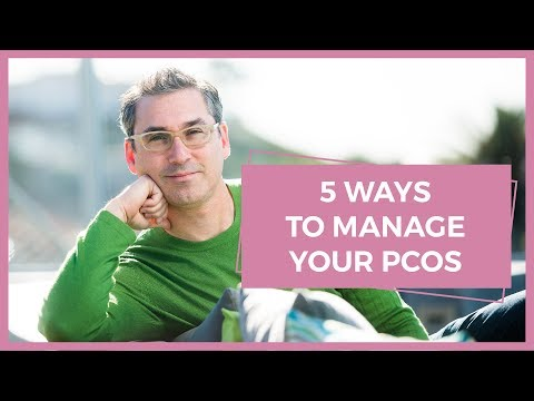 5 Ways to Manage PCOS   The Fertility Expert
