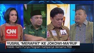 Merapat Ke Jokowi, Pengamat  Yusril Berusaha Menyelamatkan Elektoral Pbb