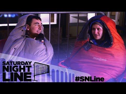 Saturday Night Line: SNL Fans Get Resolution Solutions