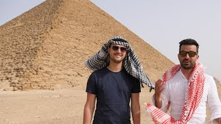 Az ISMERETLEN piramisok ! Pamkutya Kalandok #26.3