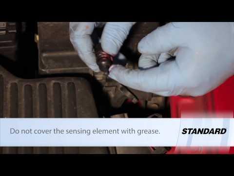 Intake Air Temp Sensor Replacement