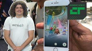 "Pokemon Go ""Big Summer Update"" | Crunch Report"