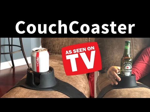 Couch Coaster Review - As Seen On TV