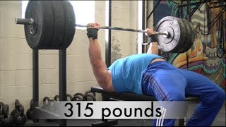 3 Bench Press Tips From The Strongest Man in the World