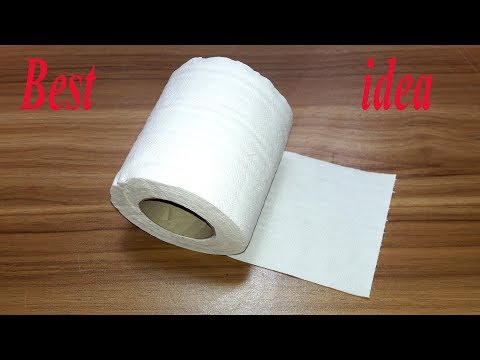 Best craft idea | Best out of waste | DIY arts and crafts | DIY HOME DECO out of tissue paper