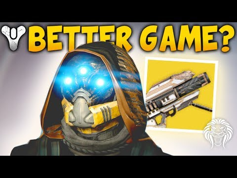 I'M GOING BACK TO DESTINY 1! Is This The Better Game?