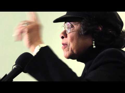 Historic Blockade of Loretta Lynch: Dr. Lavonia Allison Remarks