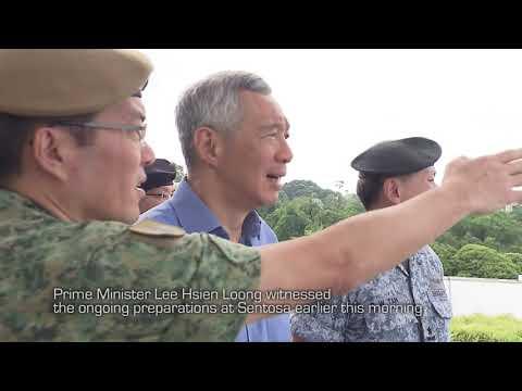 SAF Prepares for Trump-Kim Summit 2018