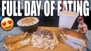 FULL DAY OF EATING | MY ANABOLIC SHREDDING PROGRAM FOR 2021 | Full Weight Loss Meal Plan