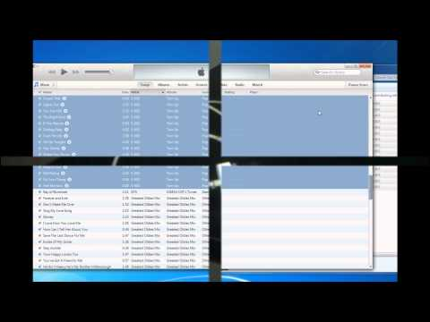 Transfer Songs to iPod Nano 6G