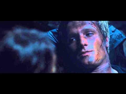 The Hunger Games: Peeta love Katniss [HD]