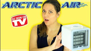 Arctic Air Review | Testing As Seen on Tv Products