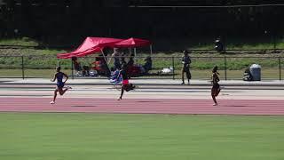 Ttb Track Club (trayvon Bromell Inv. Tampa, Fl.) Taryn 400m Lane5 5-18-19