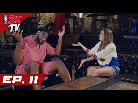 Andre Drummond on Leadership Role with Pistons - NBA 2KTV S4. Ep.11