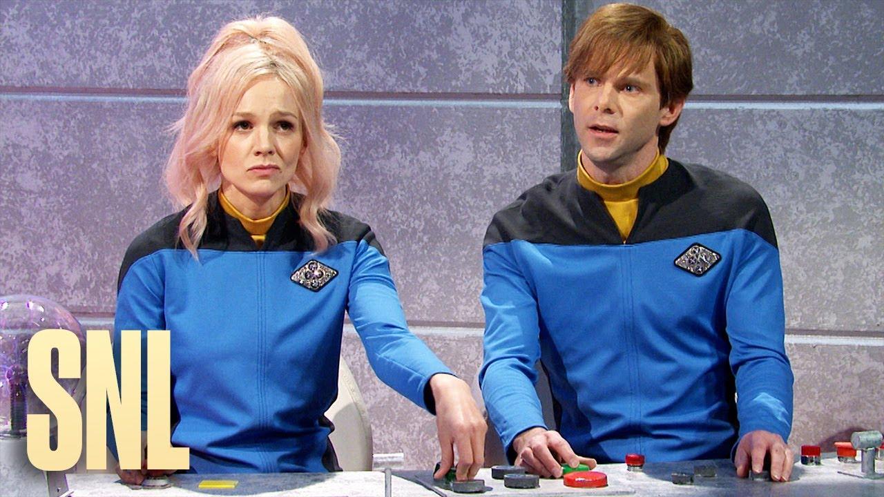 Star Trek Spinoff - SNL