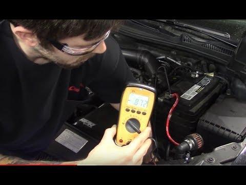 No Crank, No Start Troubleshooting (2013 VW GTI -2.0T)