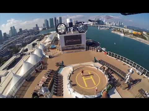 March 27, 2018 Vlog #79 The MSC Seaside